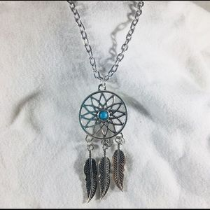 Jewelry - Dreamcatcher Necklace NWOT